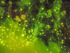 Free Fireworks Background Stock Image - 78071141