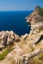 Free Rocky Sea Coast Royalty Free Stock Image - 7810266