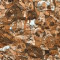 Free Fresco Wall Painting Royalty Free Stock Image - 7812346