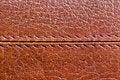 Free Close-up Genuine Leather Background Stock Image - 7813001