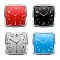 Free Wall Clock Royalty Free Stock Photo - 7819715