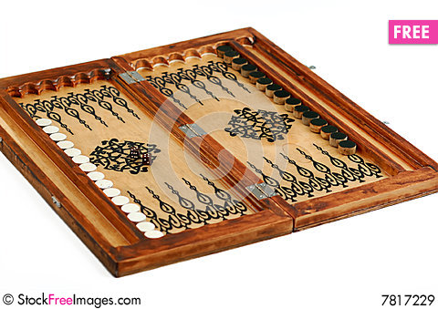 how to set up backgammon and play