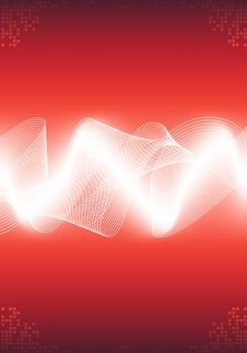 Free Red Abstract Background Stock Photo - 7810080