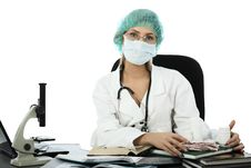 Free Healhcare Work Stock Photography - 7810772