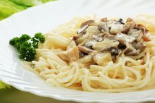 Free Spaghetti Stock Image - 7810831