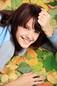 Free Style Fall Royalty Free Stock Image - 7810836