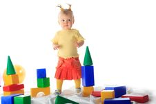 Free Toys Stock Image - 7810841
