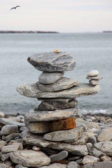 Free Stack Of Rocks Royalty Free Stock Image - 7811166
