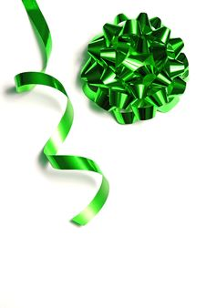 Free Ribbon For Wrapping Gifts Stock Images - 7811744