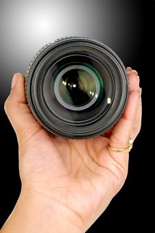 Free Camera Lense Stock Photography - 7811882