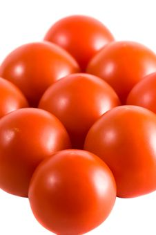 Free Tomato Background Royalty Free Stock Images - 7812329