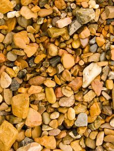 Free Stones On The Bank Of The River Stock Photography - 7813462