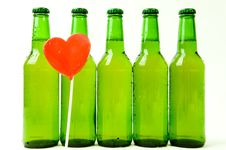 Free Love Beer Royalty Free Stock Images - 7813799