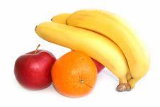 Free Mixed Fruit Stock Images - 7814274