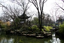 Free Suzhou Garden Royalty Free Stock Photography - 7814307