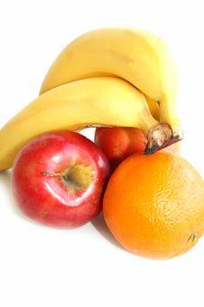 Free Mixed Fruit Royalty Free Stock Image - 7814346
