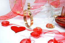Free St. Valentine S Day Theme. Stock Images - 7814864