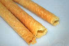 Free Traditional Egg Rolls During Festivals Stock Photography - 7815042