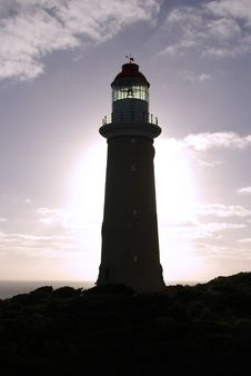 Free Cape Du Couedic Lighthouse Stock Photography - 7815302