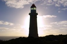 Free Cape Du Couedic Lighthouse Royalty Free Stock Photography - 7815347
