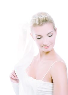 Free Beautiful Bride Stock Photo - 7815680