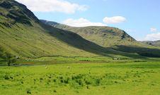 Free Scottish Highlands Royalty Free Stock Images - 7816079