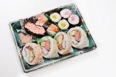 Free Sushi Stock Image - 7816231