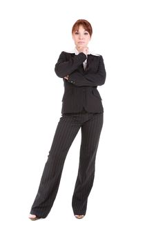 Free Attractive Businesswoman Stock Photography - 7816302