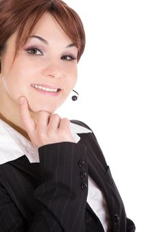 Free Call Center Royalty Free Stock Image - 7816326