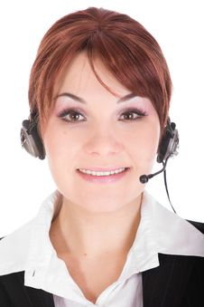 Free Call Center Stock Image - 7816341