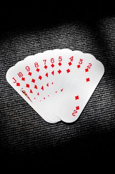 Free Playing Cards Stock Photo - 7816430