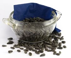 Free Sunflower Seeds Royalty Free Stock Images - 7816449