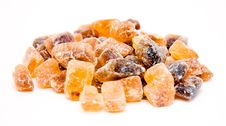 Free Candy Brown Sugar Stock Photography - 7817662