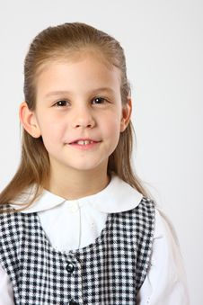 Free Child Portrait Royalty Free Stock Image - 7818046