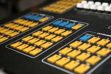 Free Control Panel Stock Photography - 7818102