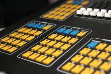 Free Control Panel Stock Photos - 7818123