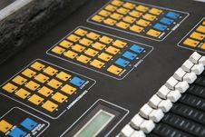Free Control Panel Stock Photo - 7818470