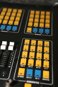 Free Control Panel Stock Image - 7818481