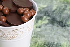 Free Chocolates Royalty Free Stock Photos - 7818998