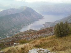 Free Kotor City Stock Images - 7819404