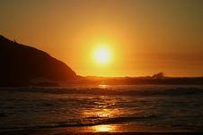 Free Oregon Sunset Stock Photos - 7819953