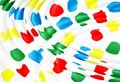 Free Confetti In The Water Royalty Free Stock Photo - 7820685