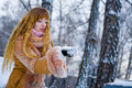 Free Winter Girl Stock Images - 7823584