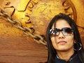 Free Attitude Dame Royalty Free Stock Image - 7827136