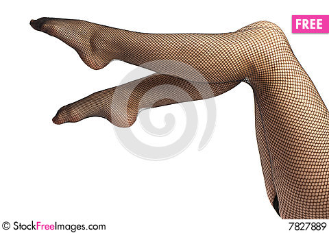Free Female Legs Royalty Free Stock Images - 7827889