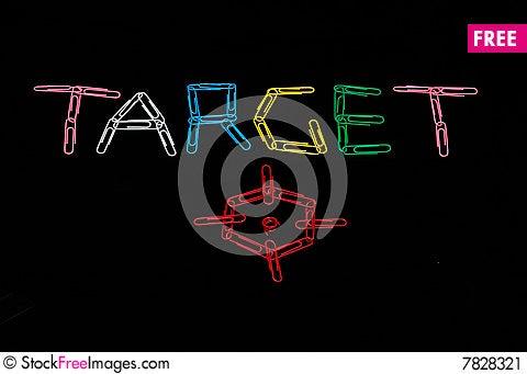 Free Target Stock Image - 7828321