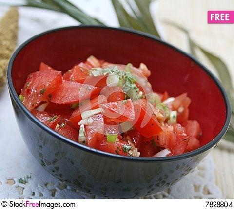 Free Fresh Salad Stock Images - 7828804