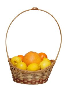 Free Basket Royalty Free Stock Photo - 7820035
