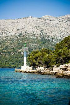 Free Mediterranean View 1 Royalty Free Stock Photo - 7821245