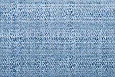 Free Blue Jeans Textile Macro Royalty Free Stock Photography - 7821657